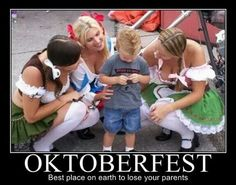 Oktoberfest or Your wife and kids! 😆 Oktoberfest or Your wife and kids! 😆 – Italian Sausage Oktoberfest or Your wife and kids! 😆 Oktoberfest or Your wife and kids! Golf Humor, Funny Jokes, Hilarious, Funny Guys, Funny Cartoons, Beer Girl, Wife And Kids, Motivational Posters, Twisted Humor