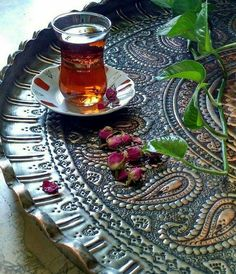 Cup of tea with iranian style !
