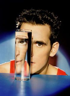 Matt Dillon (by David LaChapelle