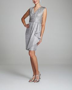a delightful Mother of the Bride dress or any casually dressy occasion