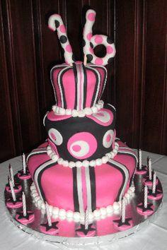 2012 Sweet Sixteen Theme Ideas | Filed in: Sweet Sixteen Cake Ideas