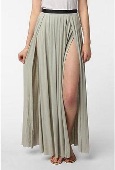 UrbanOutfitters.com > Ecote Double Slit Skirt http://www.urbanoutfitters.com/urban/catalog/productdetail.jsp?id=24313314=jump=true=MORE%20IDEAS=true=true=true#