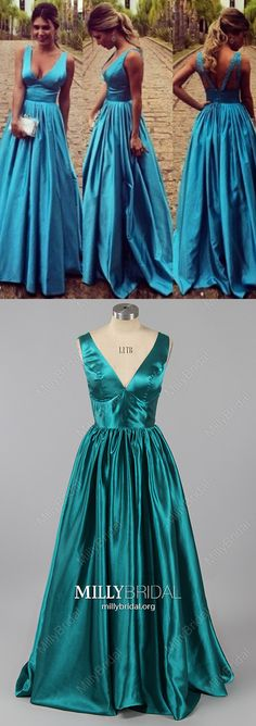 Long Prom Dresses For Teens,Royal Blue Prom Dresses,Vintage Prom Dresses with Ruffles,Modest Prom Dresses V-neck,Sleeveless Prom Dresses Open Back Modest Formal Dresses, Formal Dresses For Teens, V Neck Prom Dresses, Elegant Prom Dresses, Beautiful Prom Dresses, Cheap Prom Dresses, Formal Evening Dresses, Homecoming Dresses, Graduation Dresses