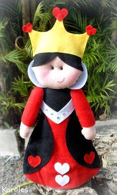 Alice no País das Maravilhas! - Karoles