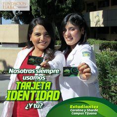 Únete a la comunidad cimarrona que ya adquirió su Tarjeta Identidad y que hoy disfruta de los grandes beneficios.  www.identidaduabc.com