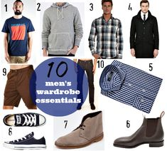 ManLand: 10 essential smart casual wardrobe items for men over 30 - Styling You Mens Wardrobe Essentials, Smart Casual Wardrobe, Men's Wardrobe, Capsule Wardrobe, Business Fashion, Business Casual, Sharp Dressed Man, Men's Grooming, Boy Outfits