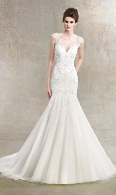 Kitty Chen 2013 Couture Wedding Gowns | Calligraphy by Jennifer