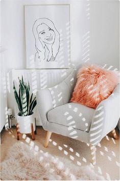 New Apartment Living Room Decor Inspiration 68 Ideas Home Design, Design Ideas, Design Room, Design Design, Inspiration Design, Plant Design, Design Trends, Living Room Decor, Bedroom Decor