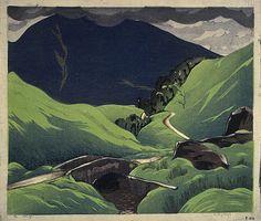 Modern Printmakers: Ian Cheyne (Scottish, 1895 - 1955)
