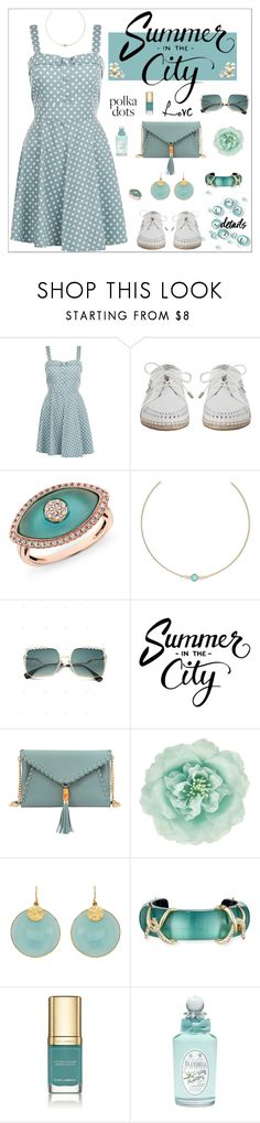 """""""Soo Dotty! Polka Dots!"""" by jessicad110916 ❤ liked on Polyvore featuring Zimmermann, Anne Sisteron, Jules Smith, Mellow World, Monsoon, Carousel Jewels, Alexis Bittar, Dolce&Gabbana, PENHALIGON'S and PolkaDots"""