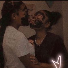 Cute Lesbian Couples, Teen Couples, Lesbian Love, Freaky Relationship Goals Videos, Couple Goals Relationships, Black Couples Goals, Cute Couples Goals, Girlfriend Goals, Black Girlfriend