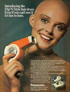 Even if you can't use it, it's fun to have. (vintage ADs) ??