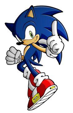 Sonic: The Hedgehog by Gabriel3136 on deviantART