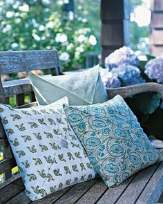 Napkin-Folded Pillowcases How-To