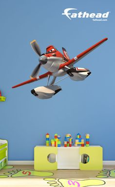Disney Wall Decals | With This Planes Fire U0026 Rescue Collection Fathead Wall  Decals, You