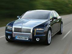 Rolls-Royce Phantom (2009)