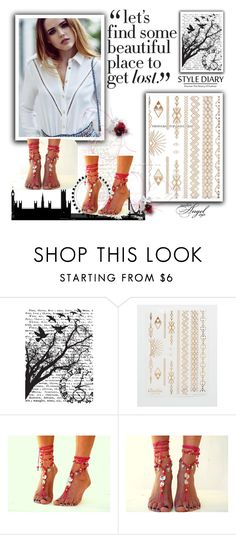"""""""SoftCrystal"""" by ramiza-rotic ❤ liked on Polyvore featuring Orelia"""