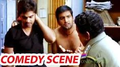 Santhanam Comedy Scene | Jeevana Vedam Movie | Simbu  Anushka Shetty