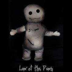 Posing für ein älteres Law of the Dawn - Logo :]