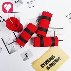 Du planst einen Detektiv Kindergeburtstag und suchst nach einem passenden Give Away oder einer Bastelidee? Wir haben eine tolle Upcycling Idee für Dich!