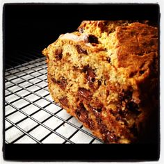 (Melt in your mouth) Chocolate chip banana bread