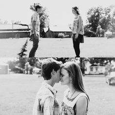 (53) Mackenzie Lintz as Norrie Calvert, and Colin Ford as Joe McAlister - #Under The Dome