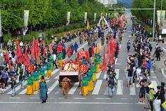 Festival parade Festivals, Dolores Park, Korean, Culture, History, City, Travel, Voyage, Historia