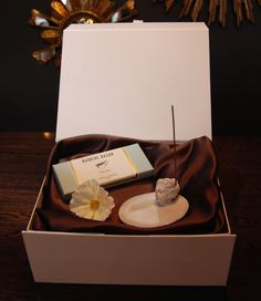 Theme of the week (13-19.6.16) Weddings: Astier de Villatte gift set, including incense of your choice and Antoinette incense holder. £94