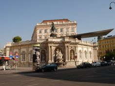 Albertina Museum | Innere Stadt (First District), Vienna, Austria.