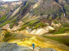 Mountain Biking Iceland MTB Bike. http://WhatIsTheBestMountainBike.com