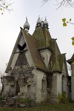 Visit the internet site above simply click the grey tab for more selections - website architecture design Abandoned Buildings, Old Abandoned Houses, Old Buildings, Abandoned Places, Old Houses, Architecture Design, Russian Architecture, Classical Architecture, Beautiful Ruins