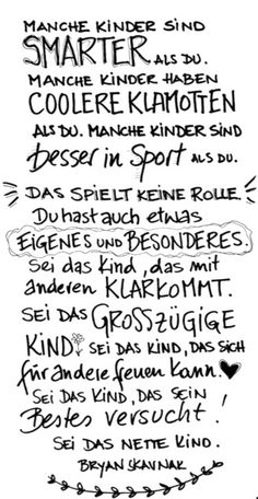 Be the nice kid! Erziehung etc Framed Words, German Language Learning, Happy Minds, Raising Kids, Primary School, Love Letters, Classroom Management, Kids And Parenting, Told You So