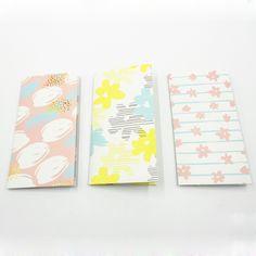 Dokibook Best Dream Series Travelers Journal Storage Pocket For Midori Travelers Notebook Planner Accessories Diy Stationery