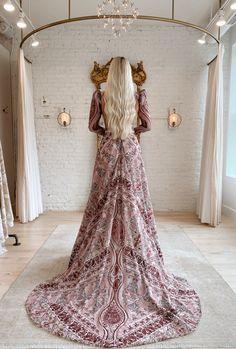 Boho Wedding Dress Bohemian, Cute Wedding Dress, Wedding Attire, Lace Bridal, Bridal Gowns, Romper With Skirt, Couture Dresses, Beautiful Gowns, Dream Dress