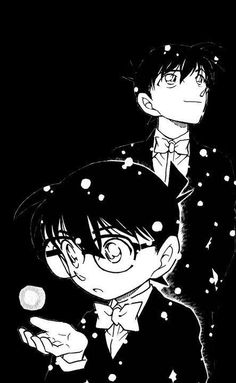 Detective Conan/Case Closed - Jimmy/Shinichi and Conan