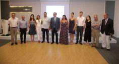 Presentation Of Captain Fanourakis Foundation Scholars' Works At Caravia Beach