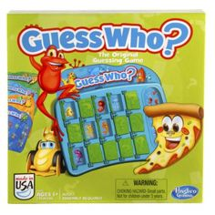 Amazon.com: Guess Who Game: Toys & Games