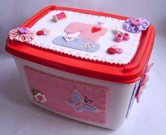 Riciclo creativo contenitori di plastica dei gelati! 38 idee creative…