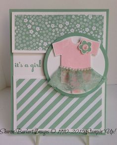 Something for Baby in Mint Macaron