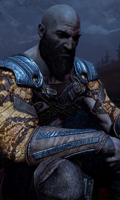 Video game, kratos, God of War Wallpaper God Of War Game, Kratos God Of War, Santa Monica, Comic Con Costumes, Gears Of War, Boba Fett, Game Character, Thor, Ps4