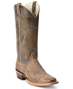 Ariat Catalina Crackle Cowgirl Boots - Sheplers