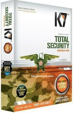 K7 Total Security Crack + Activation Key Till 2018 Latest! is the most prominent antivirus to keeps secure yours on the web and disconnected exercises.