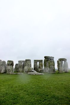 Stonehenge cloudygal.com