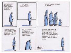 Editorial cartoon Robin Williams depression Political and Editorial Cartoons - The Week