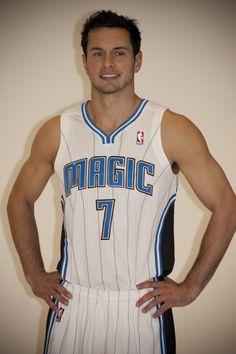 J.J. Redick -  7 - Orlando Magic Fantasy Draft 5216b6240