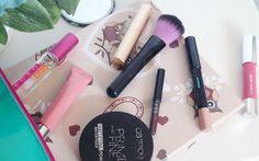 Inside my Make Up Bag