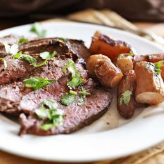 Fantastic Grill Recipe: Smoky London Broil
