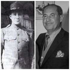 Gummo Marx-Army -WW1 (Actor) Zeppo Marx, Famous Veterans, Old Tv, Celebs, Celebrities, Vintage Hollywood, World War I, Hollywood Stars, Armed Forces