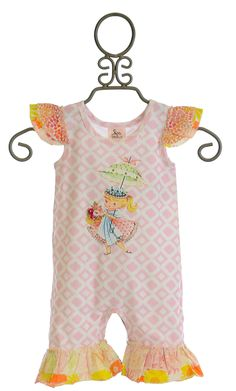 I spy quality baby clothing from Haute Baby. Visit LaBella Flora to see our vast array of sweet little girls clothing. Newborn Girl Outfits, Little Girl Outfits, Little Girls, Baby Chloe, Designer Baby Clothes, Baby Couture, April Showers, Top Designer Brands, Children