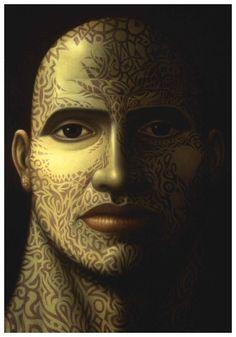 ✯ Remarkable Man :: Artist George Underwood ✯